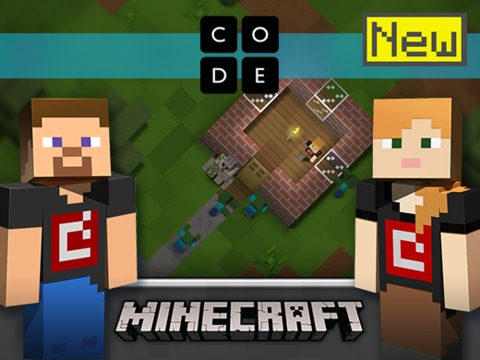 Hour of Code Minecraft
